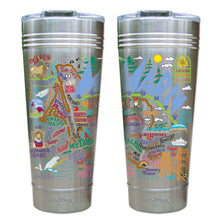 Load image into Gallery viewer, Marin Thermal Tumbler (Set of 4) - PREORDER Thermal Tumbler catstudio
