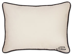 Marines Embroidered Pillow - catstudio