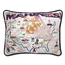 Load image into Gallery viewer, Marines Printed Pillow - catstudio