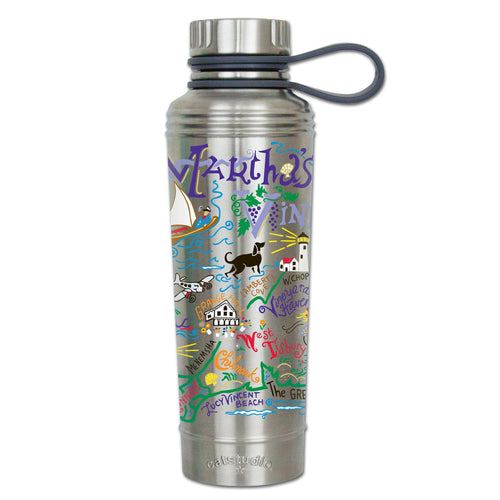 Martha's Vineyard Thermal Bottle - catstudio
