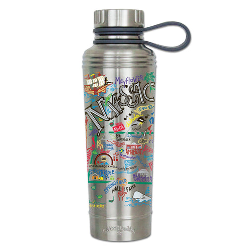 Massachusetts Thermal Bottle - catstudio