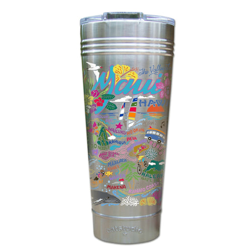 Maui Thermal Tumbler (Set of 4) - PREORDER Thermal Tumbler catstudio
