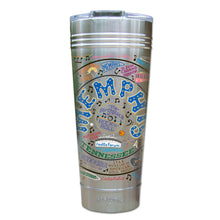Load image into Gallery viewer, Memphis Thermal Tumbler (Set of 4) - PREORDER Thermal Tumbler catstudio