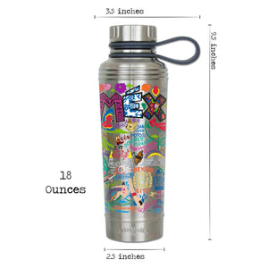 Mexico Thermal Bottle - catstudio