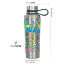 Load image into Gallery viewer, Miami Thermal Bottle - catstudio