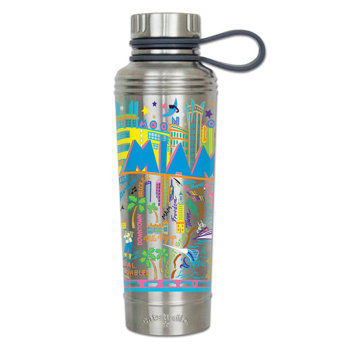 Miami Thermal Bottle - catstudio