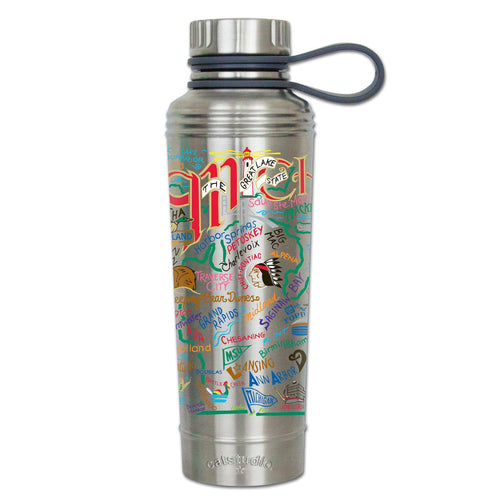 Michigan Thermal Bottle - catstudio