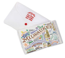 Load image into Gallery viewer, Milwaukee Dish Towel Dish Towel catstudio