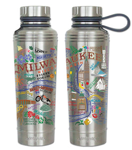 Milwaukee Thermal Bottle - catstudio