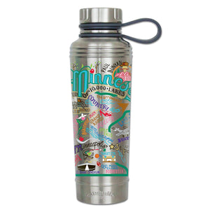 Minnesota Thermal Bottle - catstudio