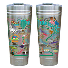 Load image into Gallery viewer, Minnesota Thermal Tumbler (Set of 4) - PREORDER Thermal Tumbler catstudio