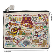 Load image into Gallery viewer, Minnesota, University of Collegiate Pouch Pouch catstudio