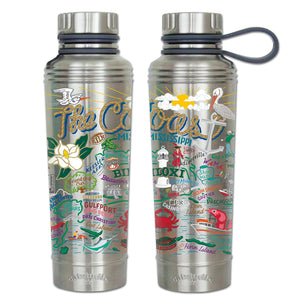 Mississippi Coast Thermal Bottle - catstudio