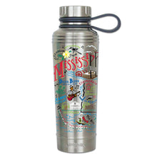 Load image into Gallery viewer, Mississippi Thermal Bottle - catstudio