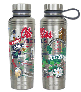 Mississippi, University of (Ole Miss) Collegiate Collegiate Thermal Bottle Thermal Bottle catstudio