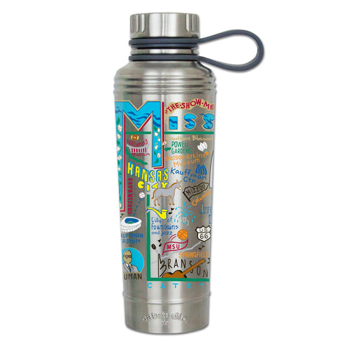 Missouri Thermal Bottle - catstudio