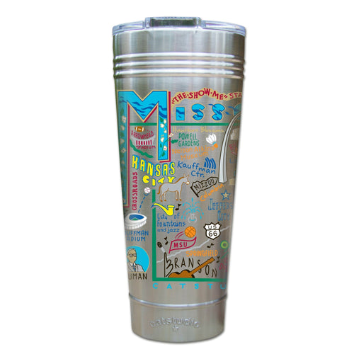 Missouri Thermal Tumbler (Set of 4) - PREORDER Thermal Tumbler catstudio