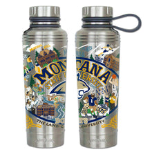 Load image into Gallery viewer, Montana State University Collegiate Thermal Bottle - catstudio