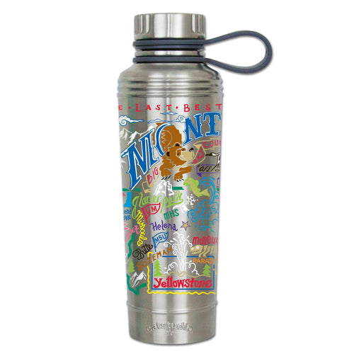 Montana Thermal Bottle - catstudio