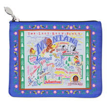 Load image into Gallery viewer, Montana Zip Pouch - catstudio