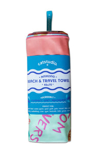 Nantucket Beach & Travel Towel Beach & Travel Towels catstudio