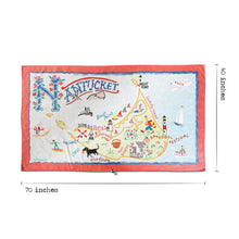 Load image into Gallery viewer, Nantucket Beach & Travel Towel Beach & Travel Towels catstudio