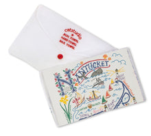 Load image into Gallery viewer, Nantucket Dish Towel - catstudio