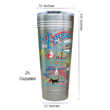 Load image into Gallery viewer, Nantucket Thermal Tumbler (Set of 4) - PREORDER Thermal Tumbler catstudio