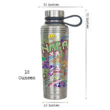 Load image into Gallery viewer, Napa Valley Thermal Bottle - catstudio
