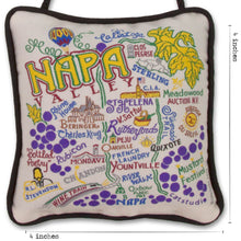 Load image into Gallery viewer, Napa Valley Mini Pillow Mini Pillow catstudio
