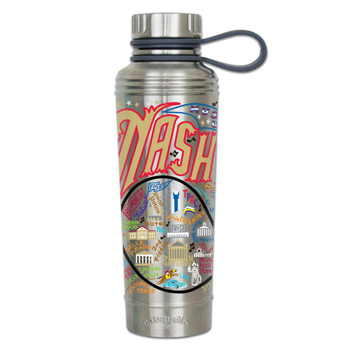 Nashville Thermal Bottle - catstudio