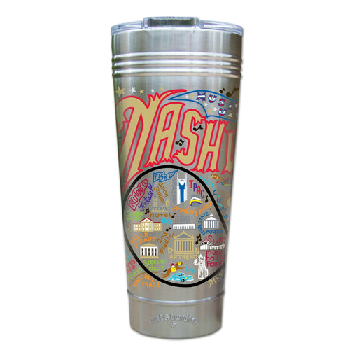 Nashville Thermal Tumbler (Set of 4) - PREORDER Thermal Tumbler catstudio