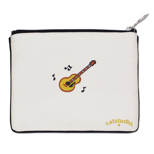 Nashville Zip Pouch - Natural - catstudio