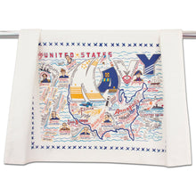 Load image into Gallery viewer, Navy Dish Towel Dish Towel catstudio