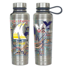 Load image into Gallery viewer, Navy Thermal Bottle - catstudio