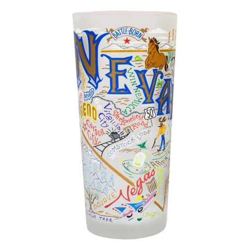 Nevada Drinking Glass - catstudio