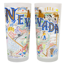 Load image into Gallery viewer, Nevada Drinking Glass - catstudio