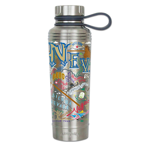 Nevada Thermal Bottle Thermal Bottle catstudio