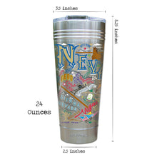 Load image into Gallery viewer, Nevada Thermal Tumbler (Set of 4) - PREORDER Thermal Tumbler catstudio