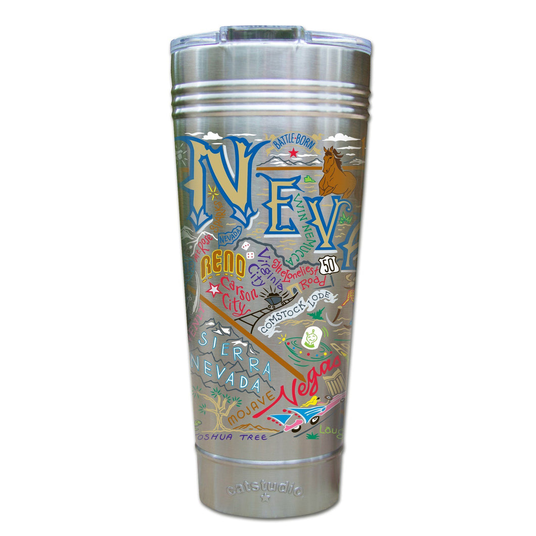 Nevada Thermal Tumbler (Set of 4) - PREORDER Thermal Tumbler catstudio