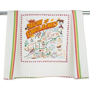 New England Dish Towel - catstudio