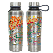 Load image into Gallery viewer, New England Thermal Bottle Thermal Bottle catstudio