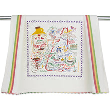 Load image into Gallery viewer, New Hampshire Dish Towel - catstudio