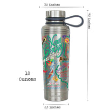 Load image into Gallery viewer, New Jersey Thermal Bottle - catstudio