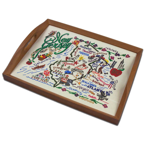 New Jersey Tray - catstudio