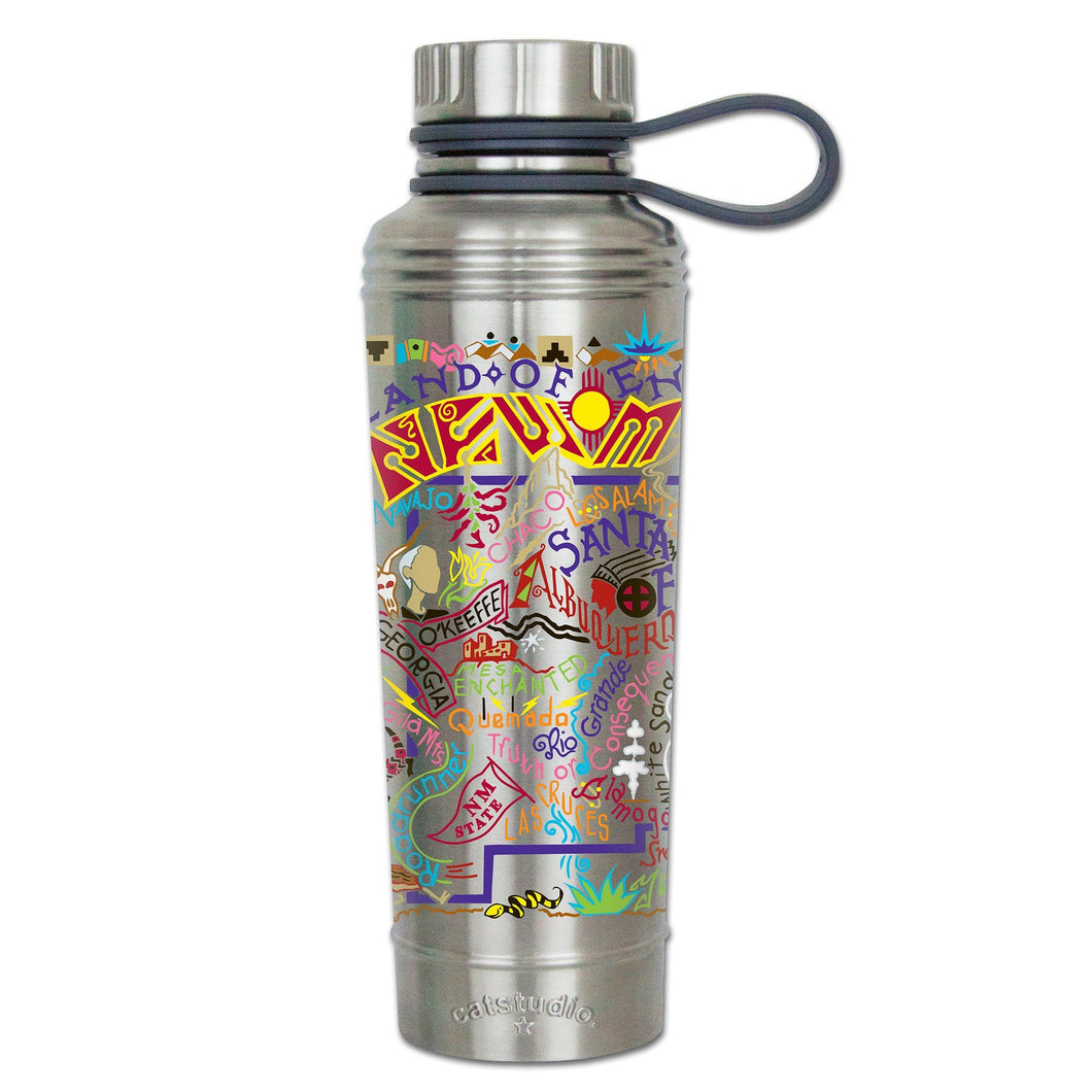 New Mexico Thermal Bottle - catstudio