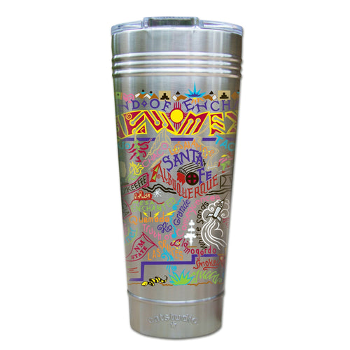 New Mexico Thermal Tumbler (Set of 4) - PREORDER Thermal Tumbler catstudio