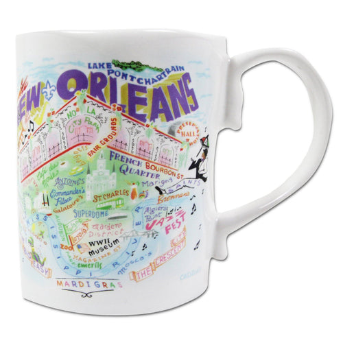 New Orleans Mug - catstudio