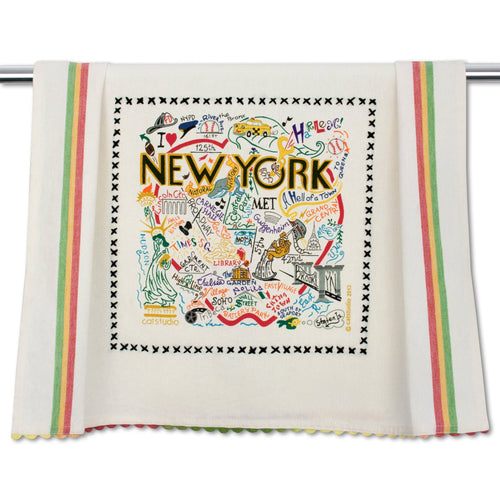 New York City Dish Towel - catstudio
