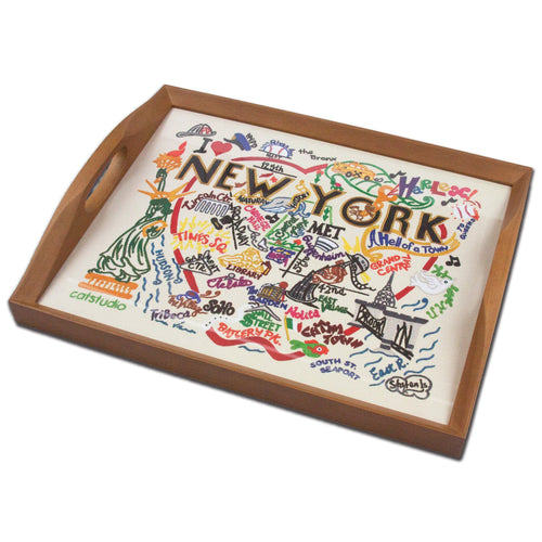 New York City Tray Tray catstudio